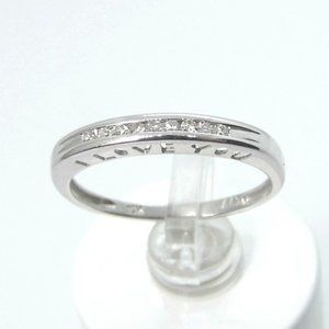10KW Gold Diamond Band I LOVE YOU Ring